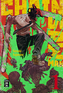 Band 1 Chainsaw Man Band 1 German | Unlimited