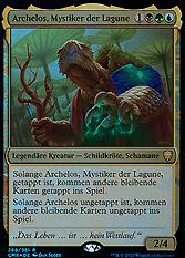 Archelos, Mystiker der Lagune