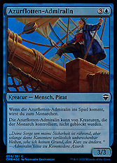 Azurflotten-Admiralin