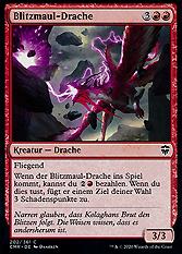 Blitzmaul-Drache