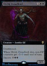 Elvish Dreadlord