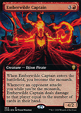Emberwilde Captain