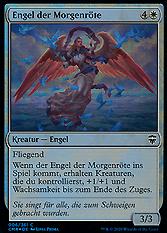 Engel der Morgenröte