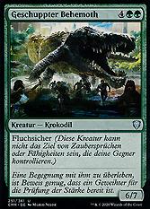 Geschuppter Behemoth
