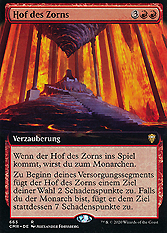 Hof des Zorns