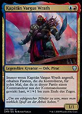 Kapitän Vargus Wrath