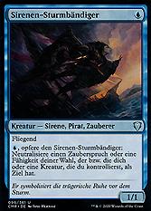 Sirenen-Sturmbändiger