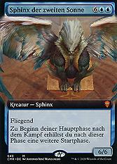 Sphinx der zweiten Sonne