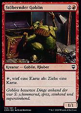 Stöbernder Goblin