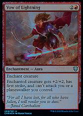 Vow of Lightning