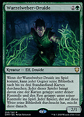 Wurzelweber-Druide