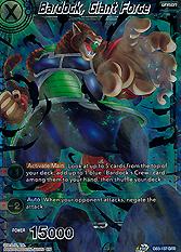 Bardock, Giant Force