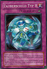 Zauberschild Typ 8