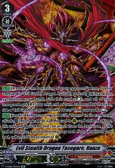 Evil Stealth Dragon Ta...