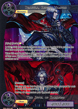 Dracula, Reborn Vampire // The Jewel of Darkness
