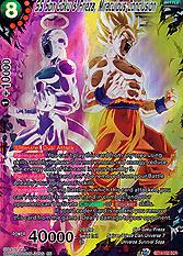 SS Son Goku & Frieza, ...