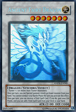 Ancient Fairy Dragon Ancient Prophecy Boosterserien
