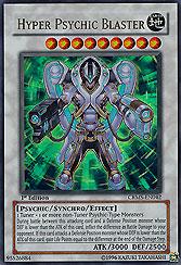 Hyper Psychic Blaster