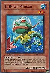 U-Boot-Frosch