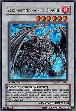 Archfiend Zombie Skull CSOC-DE043