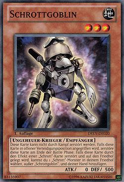 AP04-DE026 Schrottsturm unlimitiert Yugioh