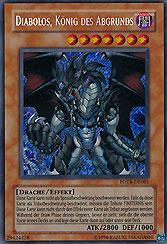Diabolos, König des Abgrunds