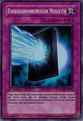 Energieabsorbierender Monolith