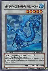 Sea Dragon Lord Gishilnodon