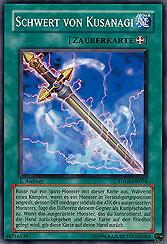 Schwert von Kusanagi