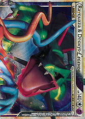 Rayquaza & Deoxys LEGENDE