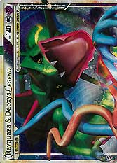 Rayquaza & Deoxys LEGE...