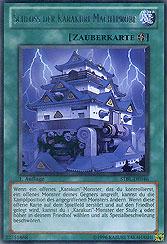 Schloss der Karakuri-Machtprobe