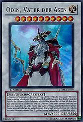 Odin, Vater der Asen