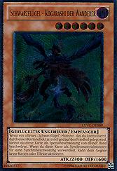 Schwarzflügel - Kogarashi der Wanderer