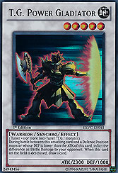 T.G. Power Gladiator