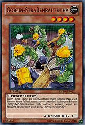 Goblin-Straßenbautrupp