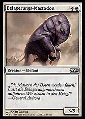 Belagerungs-Mastodon