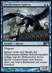 Glockenturm-Sphinx