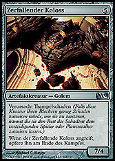 Crumbling Colossus
