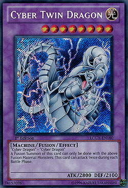 Cyber Twin Dragon Pictures