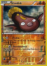 Stunfisk Evolution Card Stunfisk Legend...