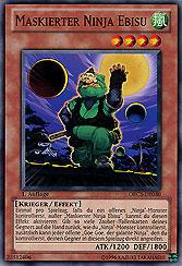 Maskierter Ninja Ebisu