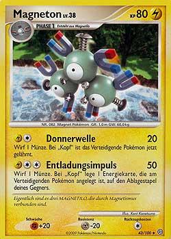 Magneton Ultra Prisma Boosterserien Einzelkarten Pokemon Mawo Cards