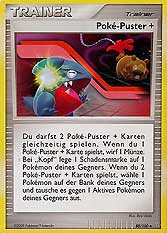 Poke-Puster +