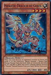 Hieratic Dragon of Gebeb