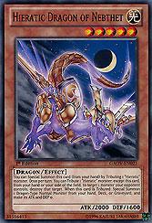 Hieratic Dragon of Nebthet