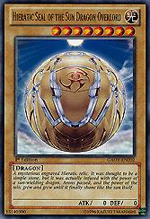 Hieroglyph Seal of the Sun Dragon Overlord