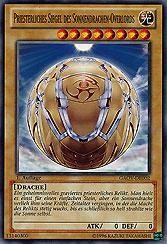 Priesterliches Siegel des Sonnendrachen-Overlords