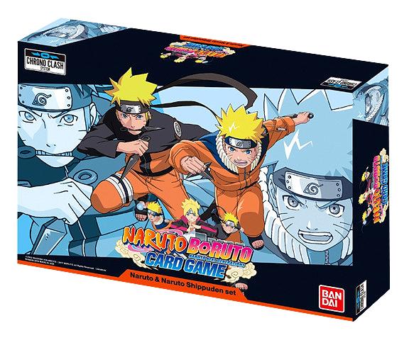Naruto Shippuden Karten.Naruto Naruto Shippuden Set Starter Decks Naruto Mawo Cards