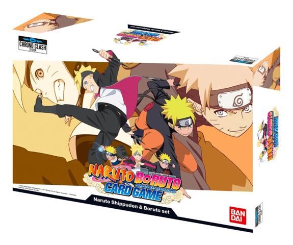 Naruto Shippuden Karten.Naruto Shippuden Boruto Set Starter Decks Naruto Mawo Cards